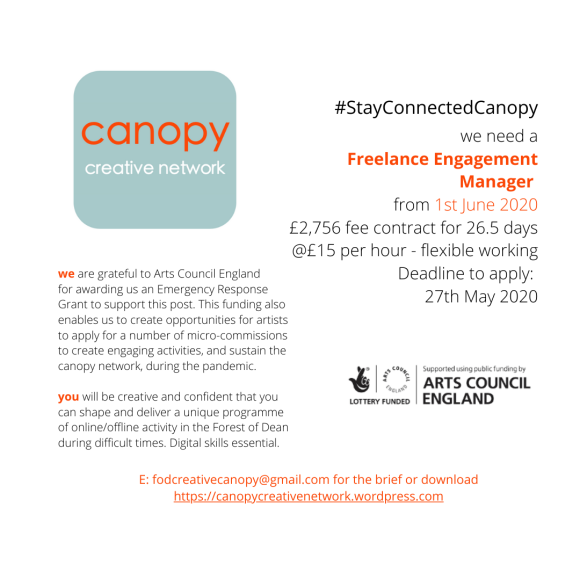 instagram post for canopy engagement manager